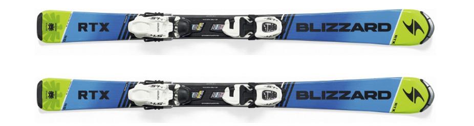 Alquiler de esquís MARCA: BLIZZARD MODELO: RTX JR