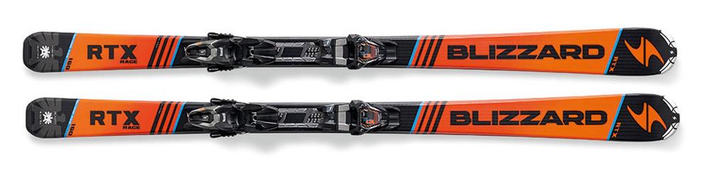 Alquiler de esquís MARCA: BLIZZARD MODELO: RTX RACE