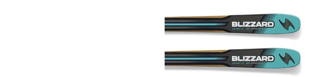 Alquiler de esquís MARCA: BLIZZARD MODELO: ZERO G85 BLUE
