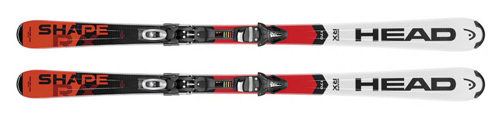 Alquiler de esquís MARCA: HEAD MODELO: SHAPE RX
