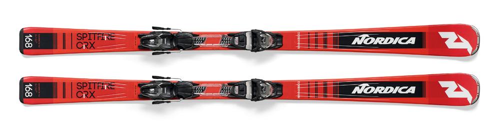 Alquiler de esquís MARCA: NORDICA MODELO: SPITFIRE CRX