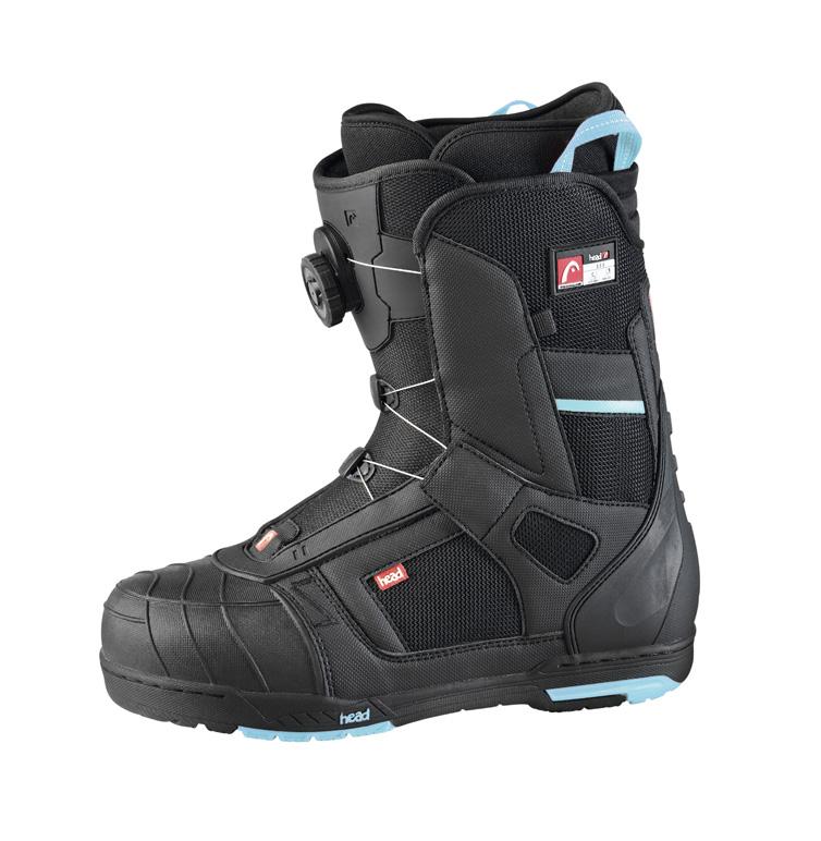 botas alquiler Snow Head blue
