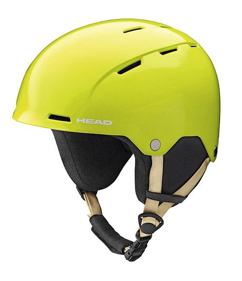 alquiler de cascos Head vista frontal