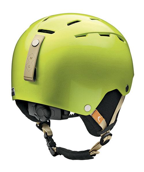 alquiler de cascos Head vista posterior