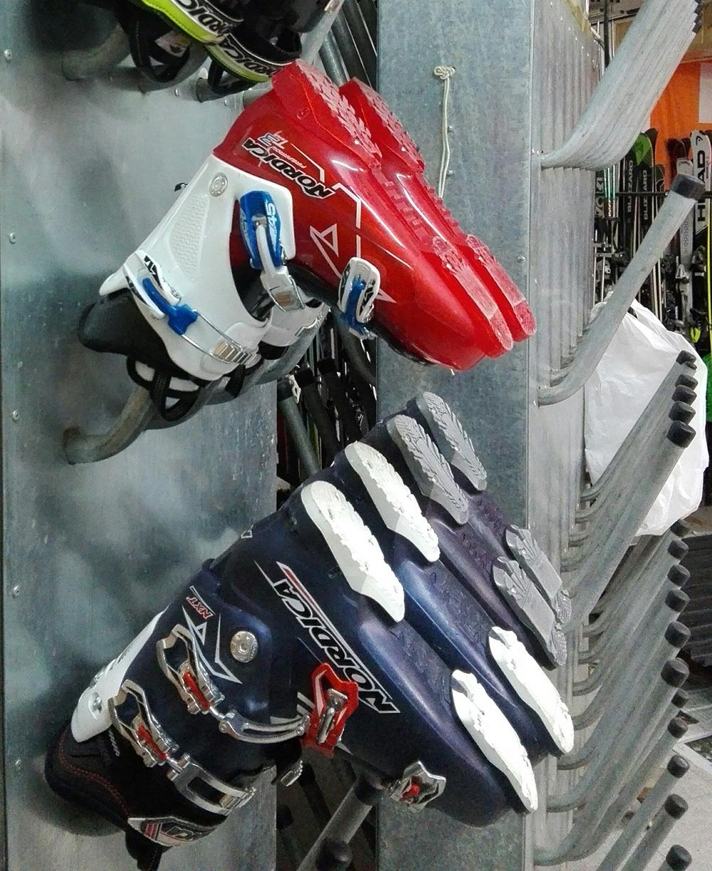 Deportes Güerri secado de botas de esquí