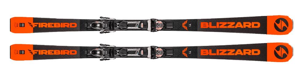 Alquiler de esquís Blizzard Firebirds TI