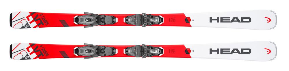 Alquiler de esquís Head V6