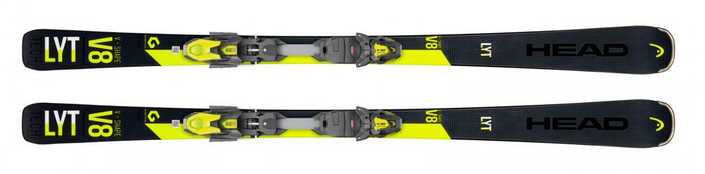 Alquiler de esquís HEAD v8